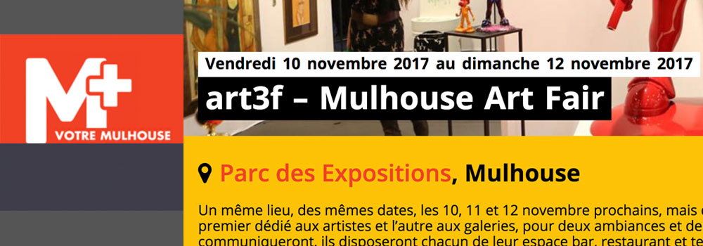 mplusinfo Mulhouse ART FAIR